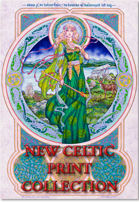NEW CELTIC PRINTS