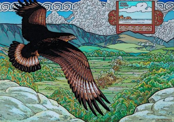 TUAN THE SEA EAGLE detail 1