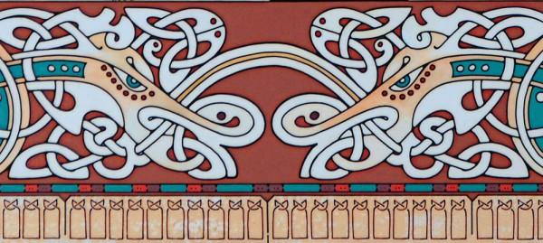 TUAN THE SEA EAGLE detail 4
