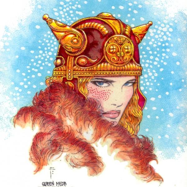 queen maeve(medb).1990