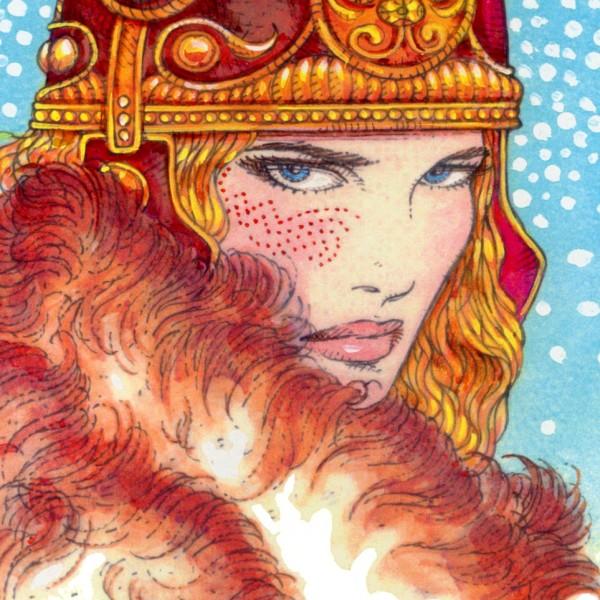 queen maeve(medb).1990 detail 1