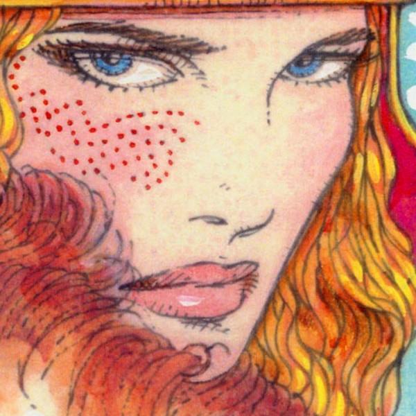 queen maeve(medb).1990 detail 2