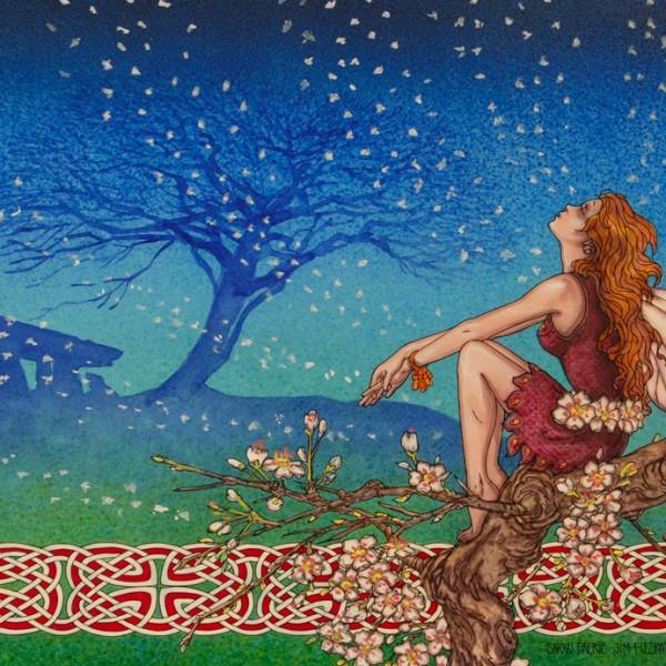 snow faerie.1993.2013. detail 1