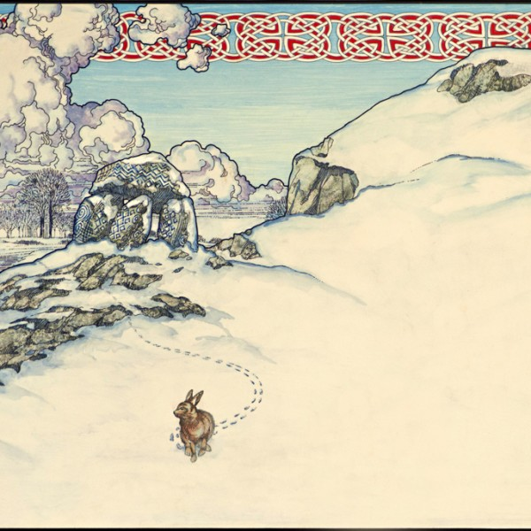 winter(rabbit in snow).1982.Full