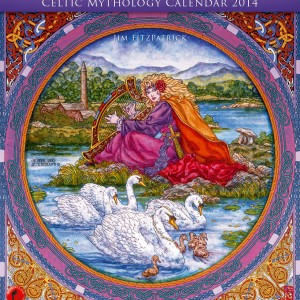 2014 Celtic Mythology Calender