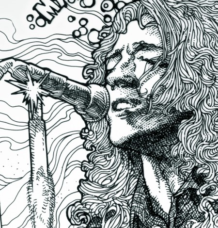 RORY GALLAGHER.A2 Detail 2