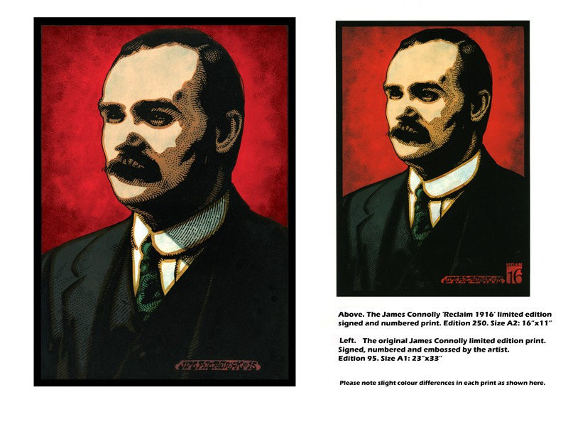 JAMES CONNOLLY prints x2low
