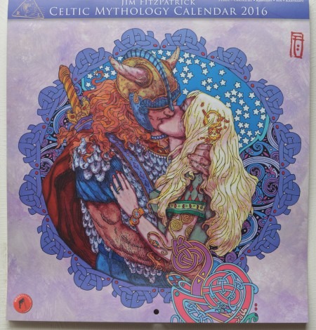 Celtic Irish Fantasy Books & Calendar