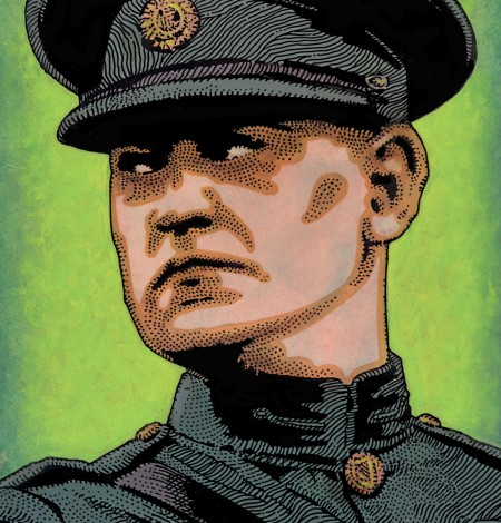 MICHAEL COLLINS Detail 1