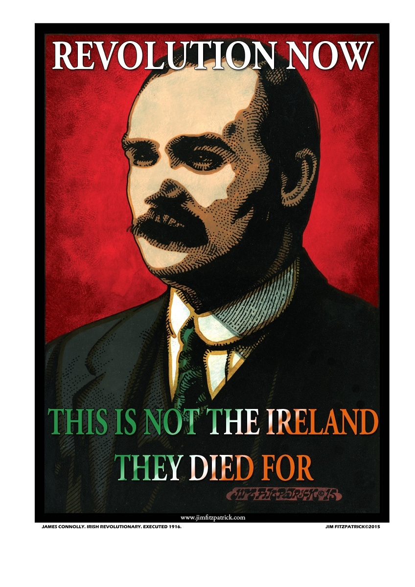 Connolly Poster Now low