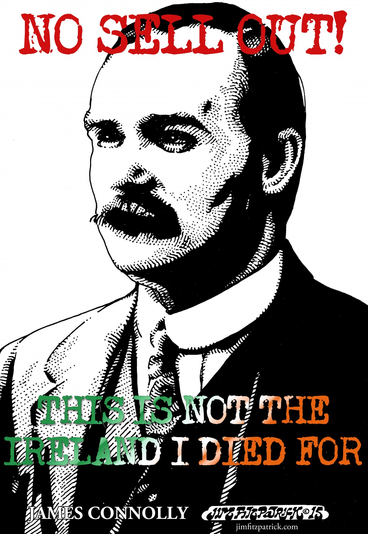 James Connolly Irish Revolutionary