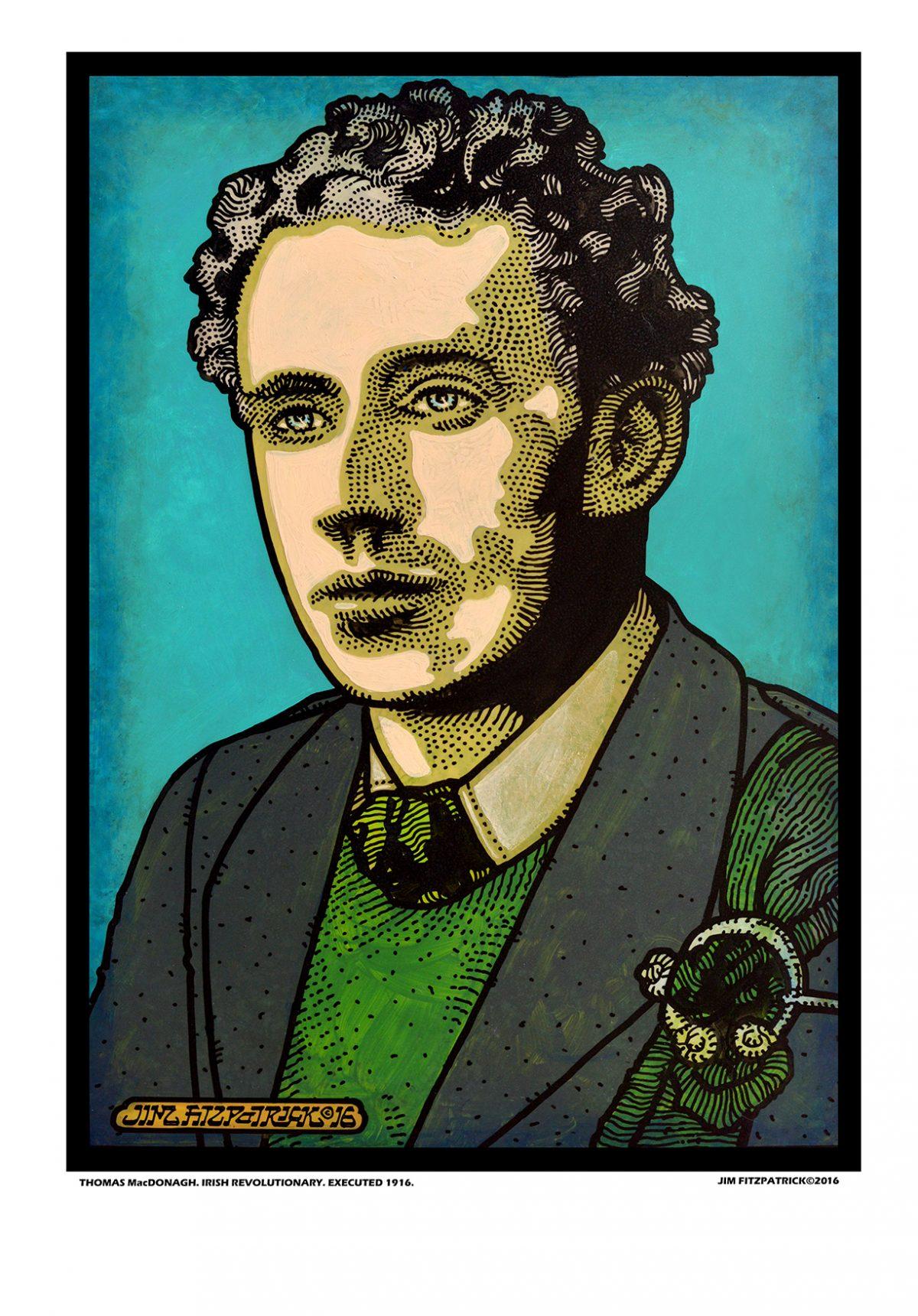 THOMAS MacDONAGH.free digi print
