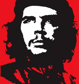 Viva Ché 1968 poster print by Jim FitzPatrick