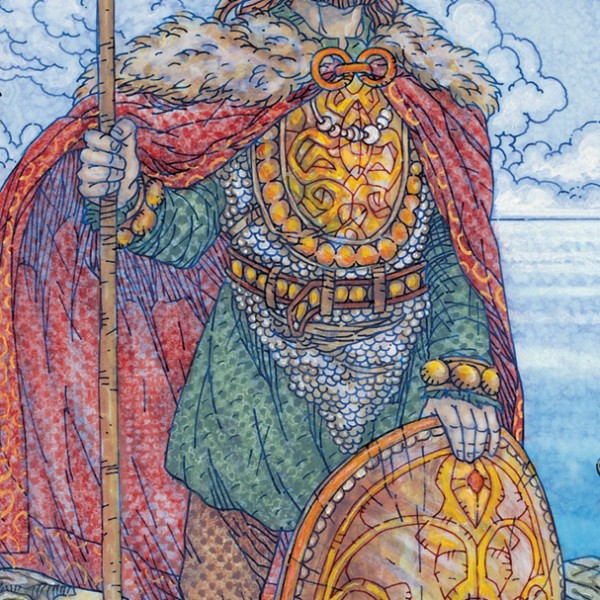 prince of donegal.1989. detail 2