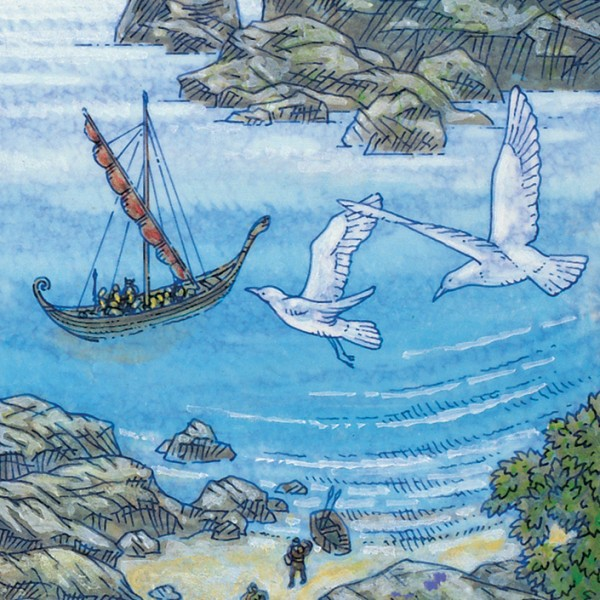 prince of donegal.1989. detail 4
