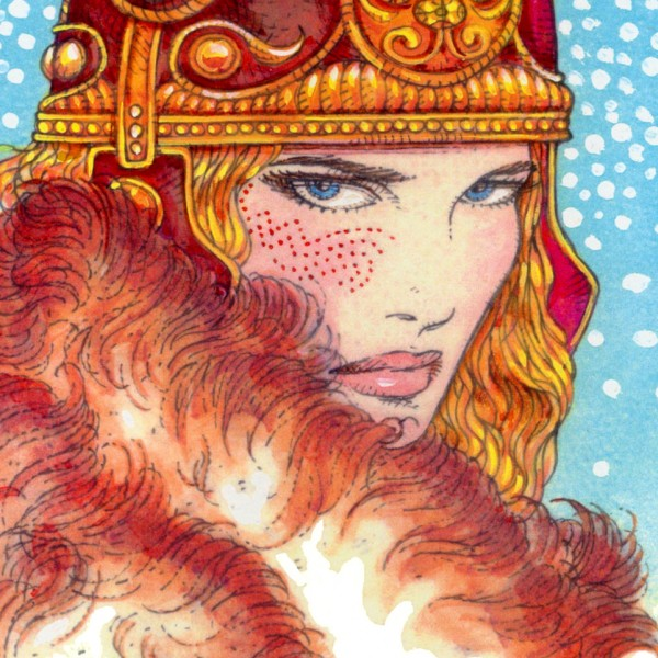 queen maeve(medb).1990 detail 1
