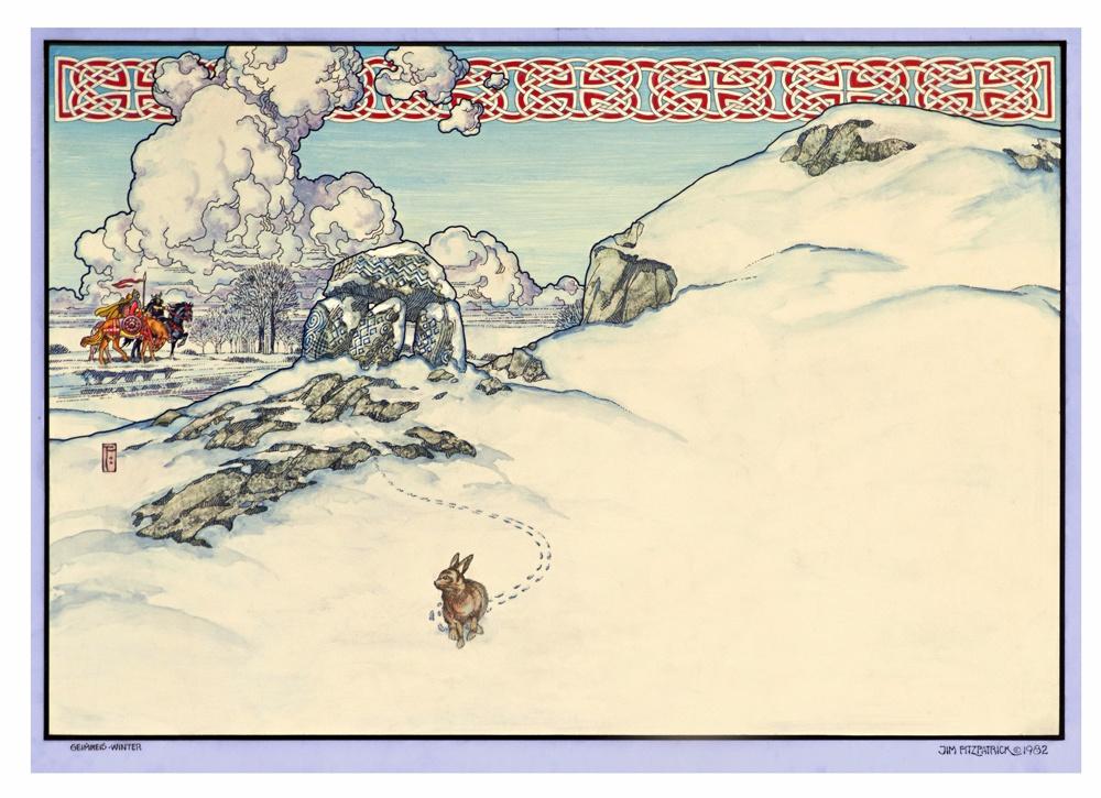 winter(rabbit in snow).1982.FINAL