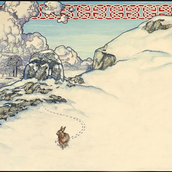 winter(rabbit in snow).1982.Full
