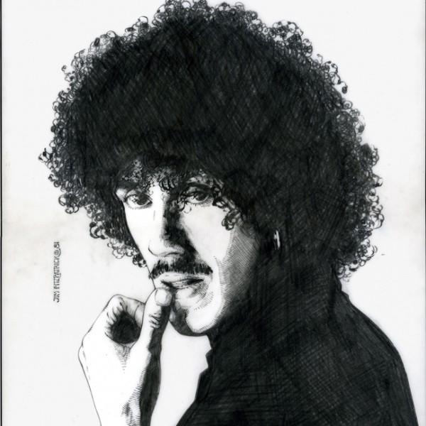 PHILIP LYNOTT.1981.A4 1