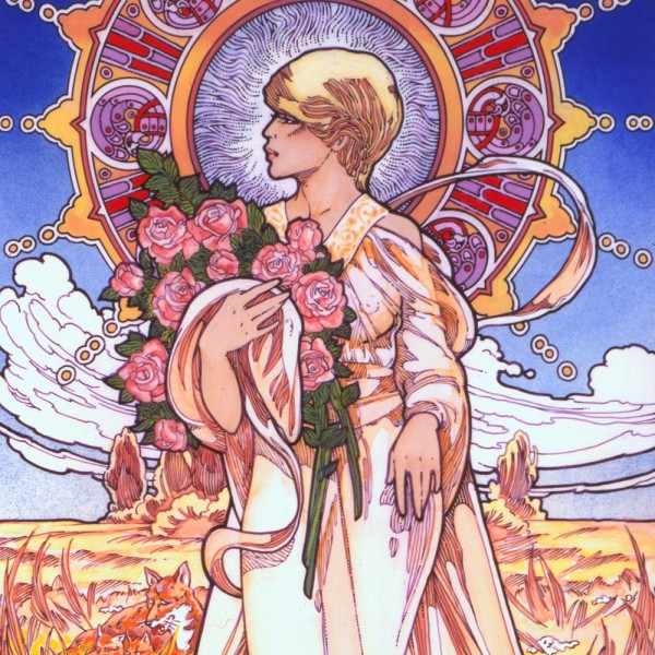 sionna.fox goddess.1976 Detail 1