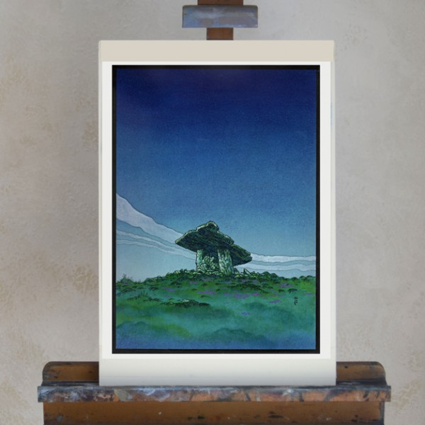 00.poulnabrone.2014 easel