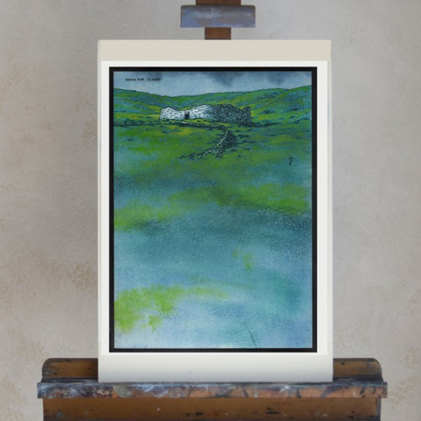 05.staigue.easel