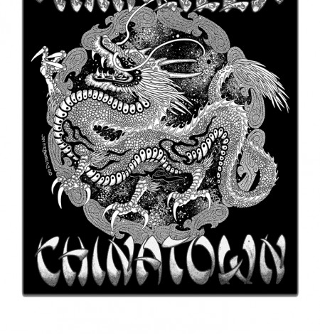 CHINATOWN.POSTER.Dragon A2