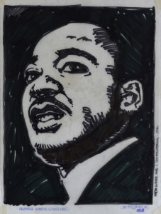 Martin Luther King, MLK, Jim FitzPatrick