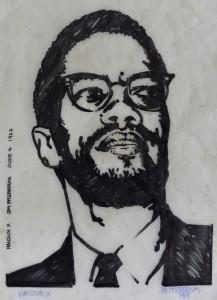 Malcolm X, Jim FitzPatrick