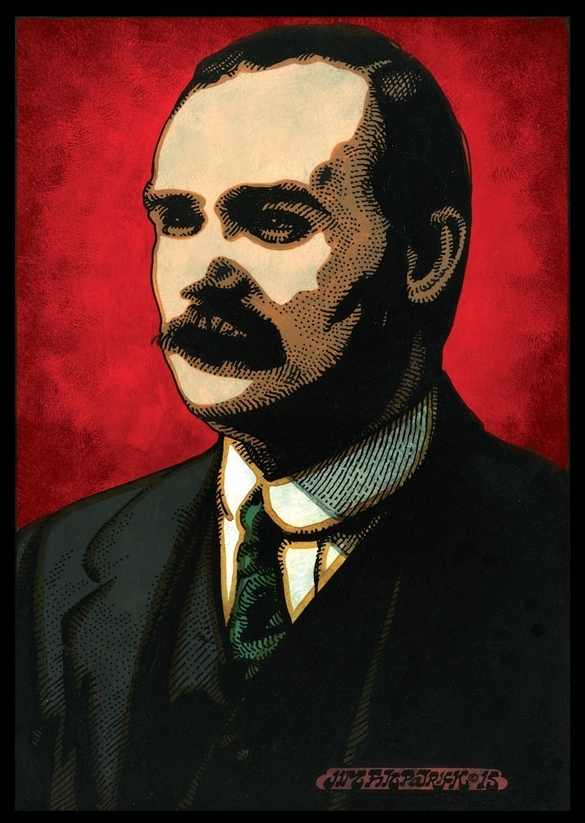 JAMES CONNOLLY Detail 1
