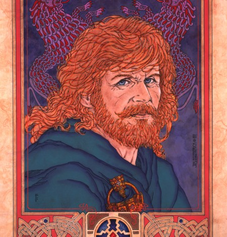 Irish, Ireland, Myth, Legend, Irish Myth, Irish Mythology, Celtic, Celtic art, Celtic Mythology, Jim FitzPatrick, Art, Irish Art