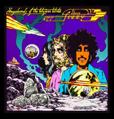 Thin Lizzy Vagabonds Screensaver
